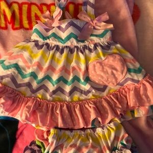 Other - Pastel Swing Dress Size 12mths